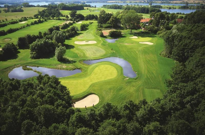 Golf course in Serrahno