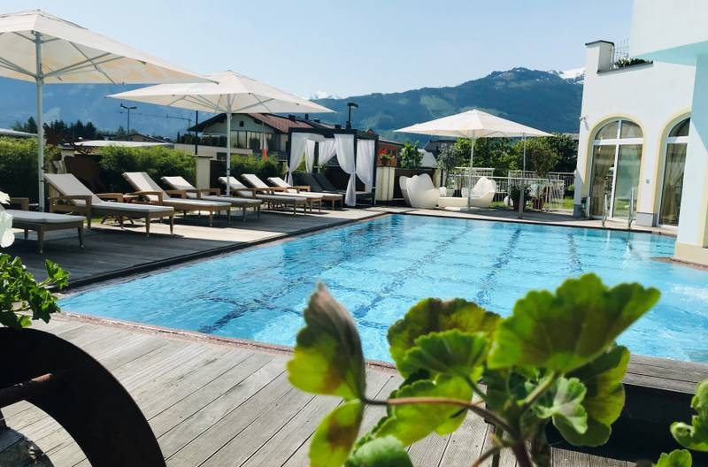 Alpenblick Sport- & Familienhotel Pool