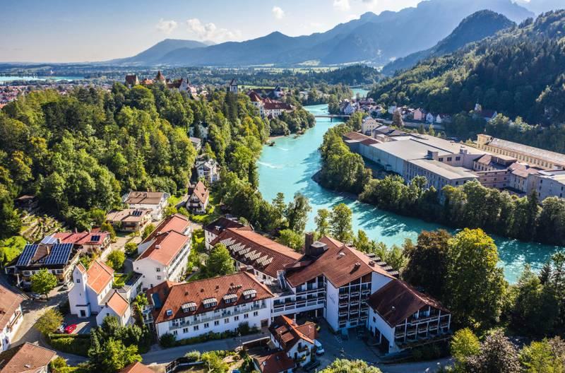 Europark International in Füssen